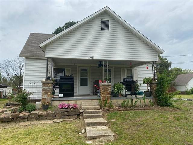 305 N Oak Street, Hackett, AR 72937 (MLS #1046352) :: Fort Smith Real Estate Company