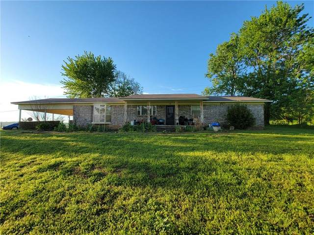 1002 Highway 10, Hackett, AR 72937 (MLS #1046405) :: Fort Smith Real Estate Company