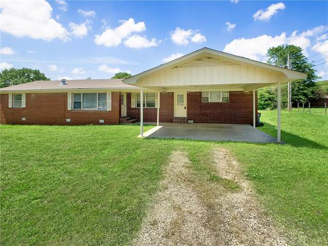 865 Ulmer Street, Greenwood, AR 72936 (MLS #1046414) :: Fort Smith Real Estate Company