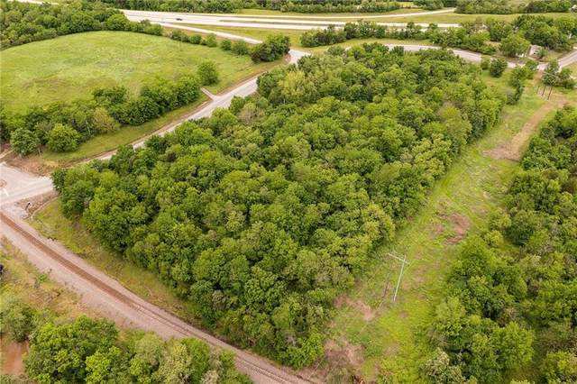 TBD S 4821 Road, Roland, OK 74954 (MLS #1046430) :: Fort Smith Real Estate Company