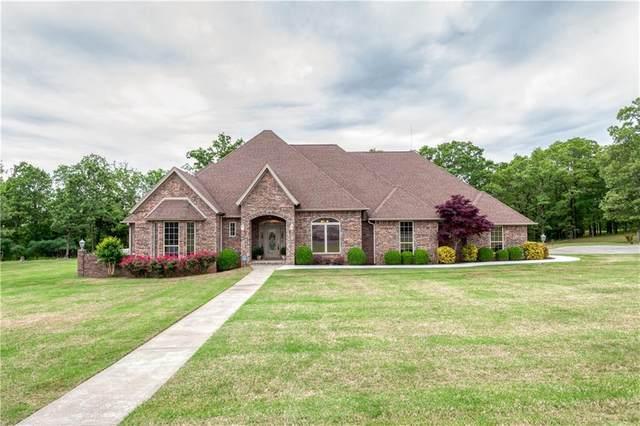 5533 River Overlook Circle, Van Buren, AR 72956 (MLS #1046436) :: Fort Smith Real Estate Company