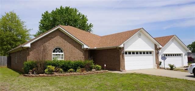 303 Beam Lane, Pocola, OK 74902 (MLS #1046444) :: Fort Smith Real Estate Company
