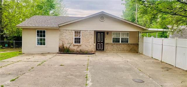 718 Sixth Street, Charleston, AR 72933 (MLS #1046452) :: Fort Smith Real Estate Company