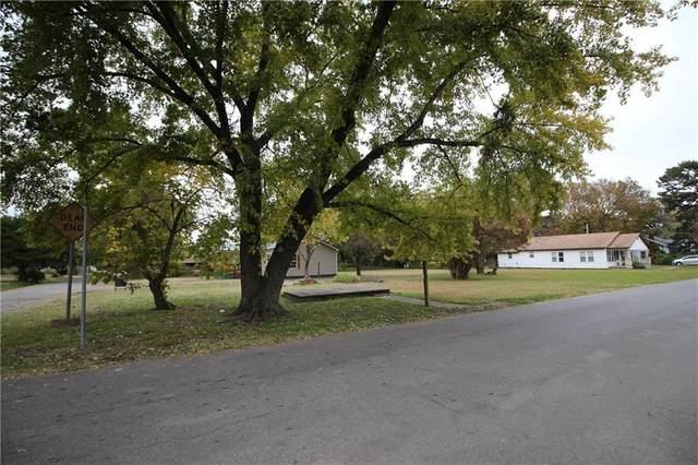 1121 W Chickasaw Avenue, Sallisaw, OK 74955 (MLS #1046462) :: Fort Smith Real Estate Company