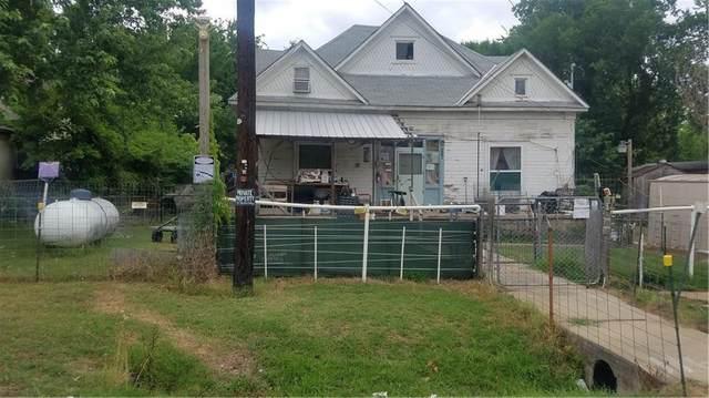 116 E Main Street, Hartford, AR 72938 (MLS #1046474) :: Fort Smith Real Estate Company