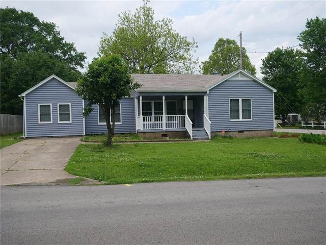 1821 Dallas Street, Fort Smith, AR 72901 (MLS #1046486) :: Fort Smith Real Estate Company