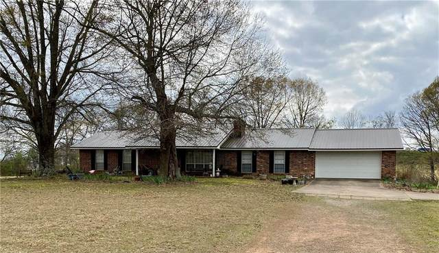 107928 State Highway 64B, Muldrow, OK 74948 (MLS #1046490) :: Fort Smith Real Estate Company