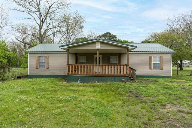 100 N Madison Street, Sallisaw, OK 74955 (MLS #1046491) :: Fort Smith Real Estate Company