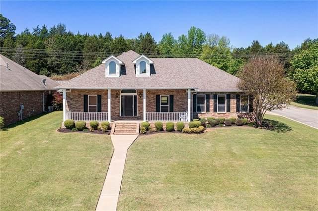 2309 Parkridge Drive, Van Buren, AR 72956 (MLS #1046505) :: Fort Smith Real Estate Company