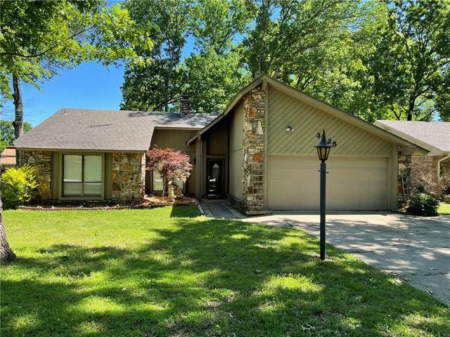 3225 Brooken Hill Drive, Fort Smith, AR 72908 (MLS #1046506) :: Fort Smith Real Estate Company
