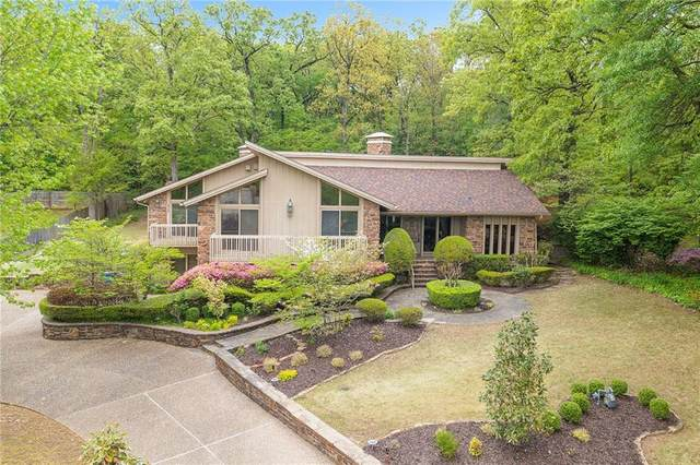 3707 Old Oaks Lane, Fort Smith, AR 72903 (MLS #1046509) :: Fort Smith Real Estate Company