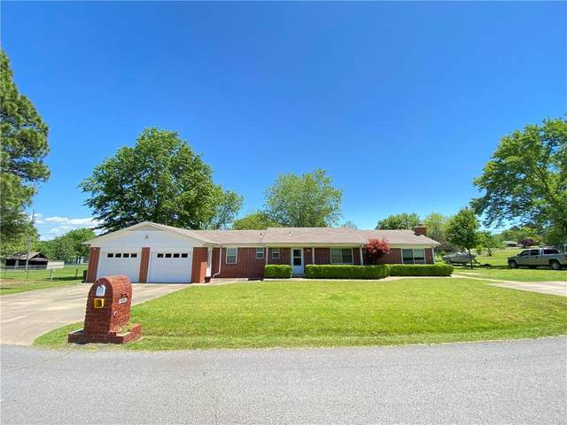 11921 Donahoe Bend, Fort Smith, AR 72916 (MLS #1046523) :: Fort Smith Real Estate Company
