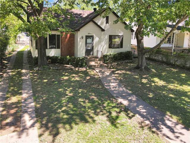 2211 N Street, Fort Smith, AR 72901 (MLS #1046525) :: Fort Smith Real Estate Company