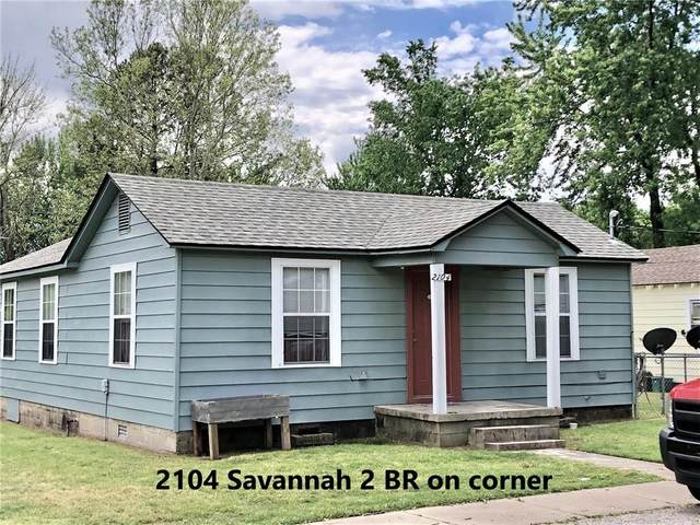 5004 22nd Street, Fort Smith, AR 72901 (MLS #1046553) :: Fort Smith Real Estate Company