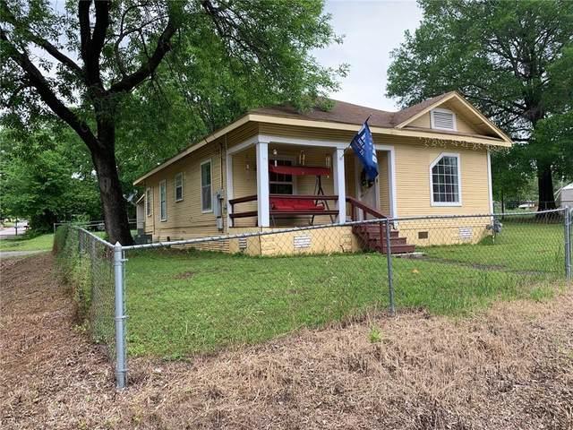 110 S Saddler Street, Poteau, OK 74953 (MLS #1046554) :: Fort Smith Real Estate Company