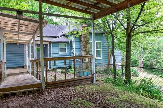 527 Oak Street, Mountainburg, AR 72946 (MLS #1046557) :: Fort Smith Real Estate Company