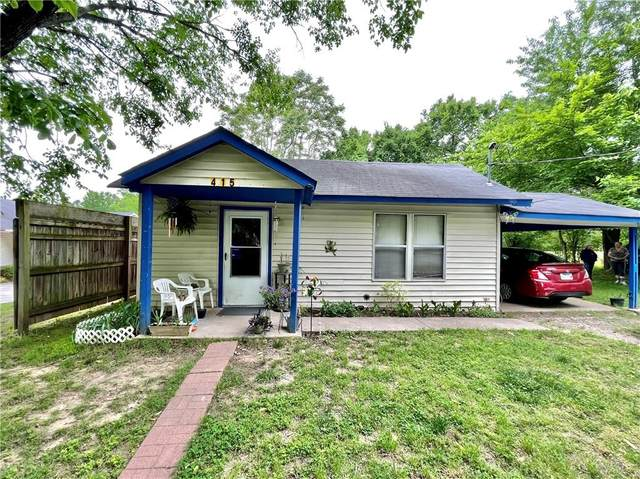 415 Gov Bass Little Street, Greenwood, AR 72936 (MLS #1046563) :: Fort Smith Real Estate Company