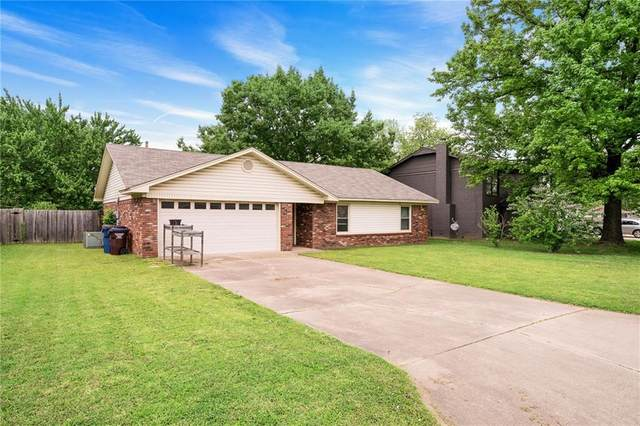 8512 Harvard Drive, Fort Smith, AR 72908 (MLS #1046569) :: Fort Smith Real Estate Company