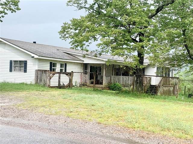 12540 James Fork Road, Hartford, AR 72938 (MLS #1046578) :: Fort Smith Real Estate Company