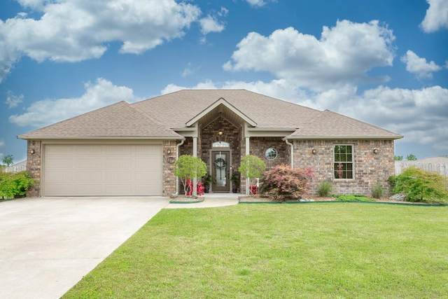1122 Choctaw, Spiro, OK 74959 (MLS #1046597) :: Fort Smith Real Estate Company