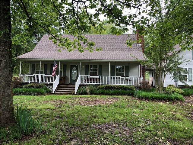 1349 Peach Orchard Lane, Ozark, AR 72949 (MLS #1046599) :: Fort Smith Real Estate Company