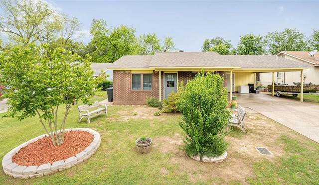 103 S A Circle, Roland, OK 74954 (MLS #1046603) :: Fort Smith Real Estate Company