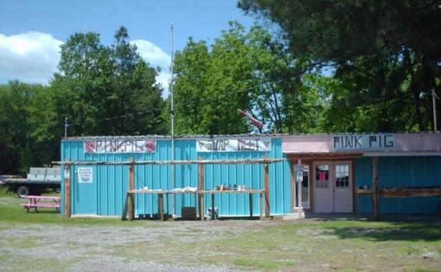 6307 Alma Highway, Van Buren, AR 72947 (MLS #1046606) :: Fort Smith Real Estate Company