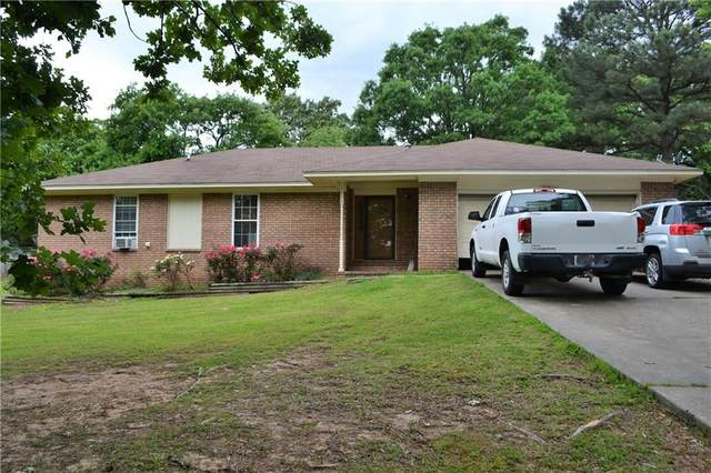 1113 N Camelia Street, Greenwood, AR 72936 (MLS #1046607) :: Fort Smith Real Estate Company