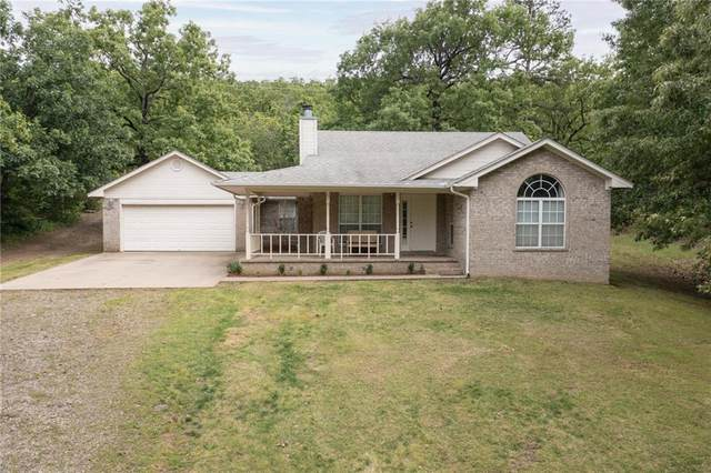 106 Ivey, Pocola, OK 74902 (MLS #1046611) :: Fort Smith Real Estate Company