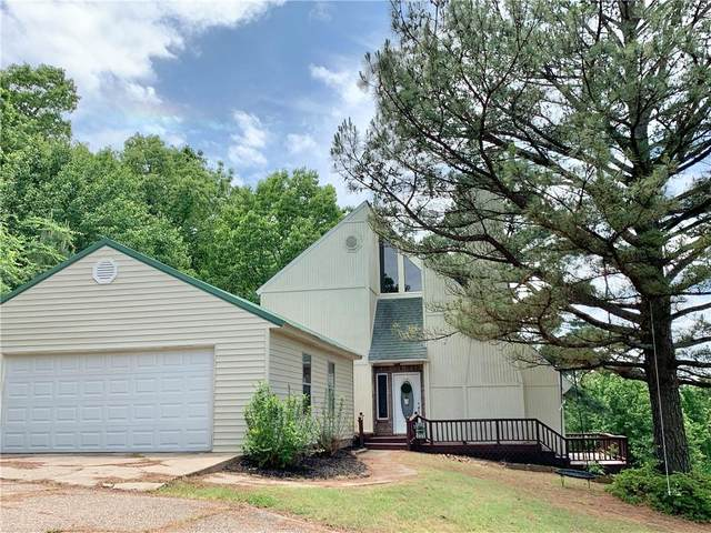 3701 Mount Nebo Road, Greenwood, AR 72936 (MLS #1046613) :: Fort Smith Real Estate Company