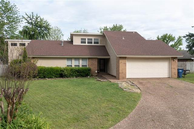 3311 97th Street, Fort Smith, AR 72903 (MLS #1046621) :: Fort Smith Real Estate Company