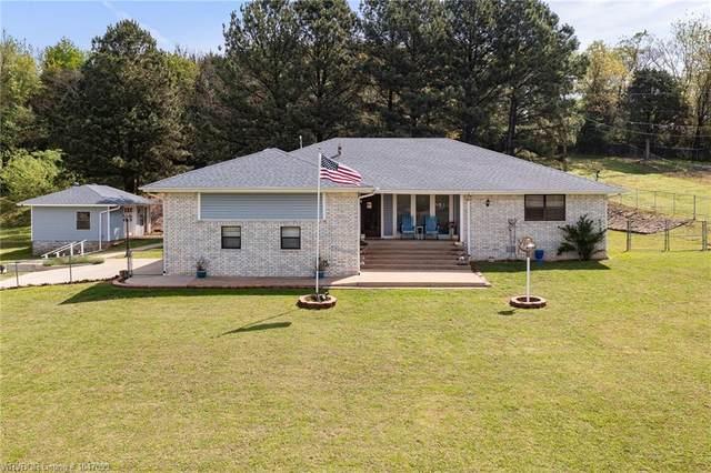 820 Harrell Street, Van Buren, AR 72956 (MLS #1047099) :: PMI Heritage Real Estate Group