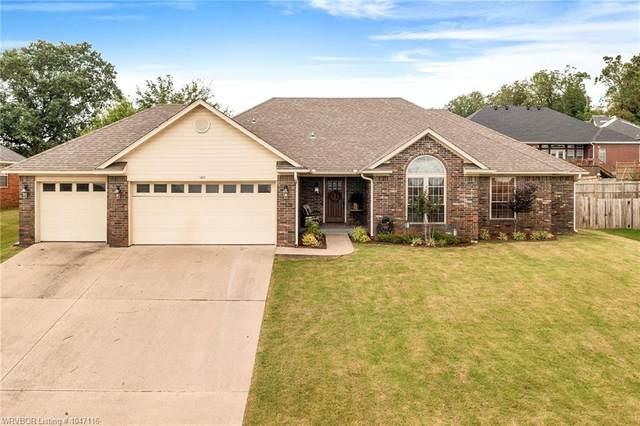 1507 Saratoga Drive, Van Buren, AR 72956 (MLS #1047116) :: PMI Heritage Real Estate Group