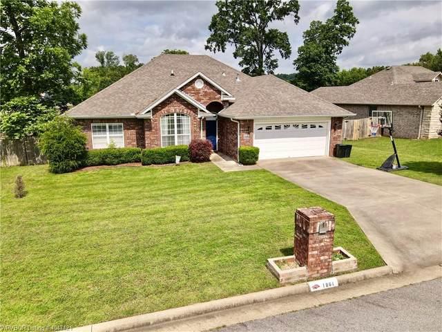 1801 Twin Oaks Drive, Van Buren, AR 72956 (MLS #1047121) :: PMI Heritage Real Estate Group