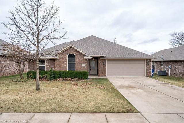 6220 Red Cedar Circle, Fort Smith, AR 72916 (MLS #1047182) :: PMI Heritage Real Estate Group