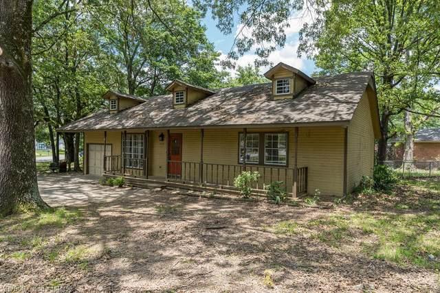 1316 Bon Air Street, Van Buren, AR 72956 (MLS #1047196) :: PMI Heritage Real Estate Group