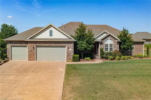 607 Ledanna Drive, Van Buren, AR 72956 (MLS #1047306) :: PMI Heritage Real Estate Group