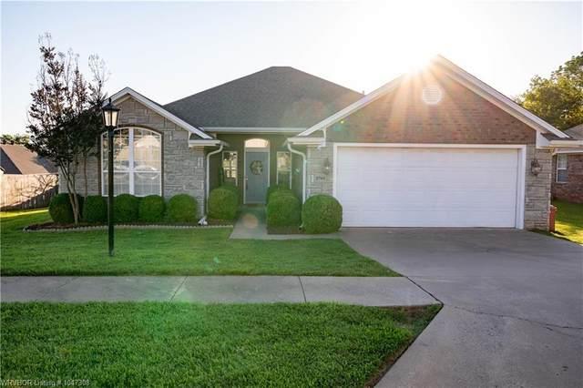 2709 Granite Drive, Van Buren, AR 72956 (MLS #1047308) :: PMI Heritage Real Estate Group