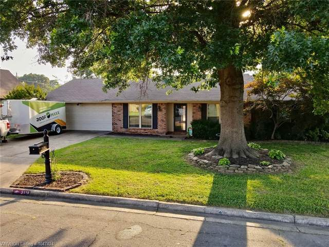 3114 S 96th Street, Fort Smith, AR 72903 (MLS #1047424) :: PMI Heritage Real Estate Group