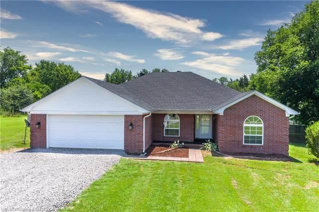431 Rhynes, Van Buren, AR 72956 (MLS #1047430) :: PMI Heritage Real Estate Group