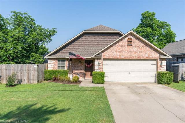 4802 S 28th Street, Fort Smith, AR 72901 (MLS #1047447) :: PMI Heritage Real Estate Group