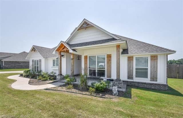 1106 Basin Drive, Van Buren, AR 72956 (MLS #1047458) :: PMI Heritage Real Estate Group