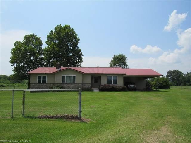 9008 Brush Creek Road, Parks, AR 72950 (MLS #1048477) :: PMI Heritage Real Estate Group