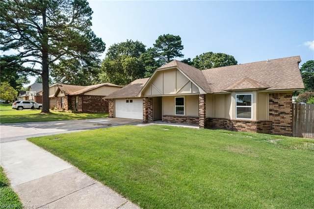 2306 Pine Lane, Barling, AR 72923 (MLS #1048504) :: PMI Heritage Real Estate Group
