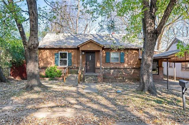 4315 Tilles Avenue, Fort Smith, AR 72903 (MLS #1032284) :: Hometown Home & Ranch