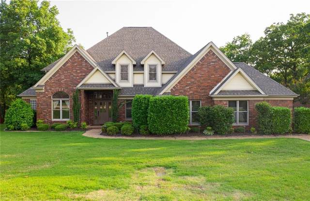 1712 Rannoch Trace, Fort Smith, AR 72908 (MLS #1032506) :: Fort Smith Real Estate Company