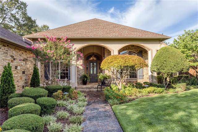 2004 Lee Creek Drive, Van Buren, AR 72956 (MLS #1037827) :: Hometown Home & Ranch