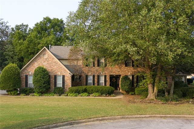 10708 Saint Michael Court, Fort Smith, AR 72908 (MLS #1039552) :: Hometown Home & Ranch