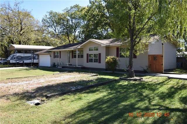 706 Creek Avenue, Sallisaw, OK 74955 (MLS #1039992) :: Hometown Home & Ranch