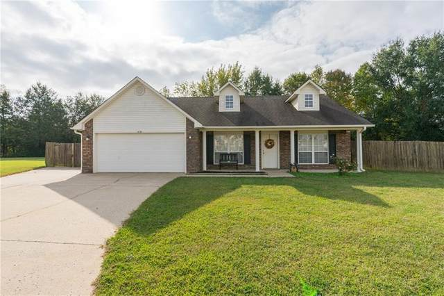 1485 Eastgate Circle, Greenwood, AR 72936 (MLS #1040070) :: Hometown Home & Ranch